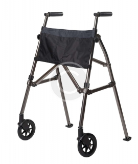 product 5 270x320 - Bariatric Rollator with Flame Finish
