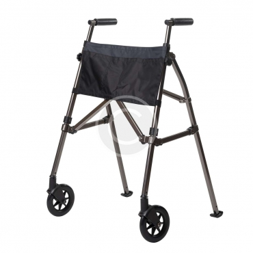 product 5 370x370 - Bariatric Rollator with Flame Finish