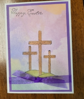 Easter Card 3 Front 270x320 - Easter Card