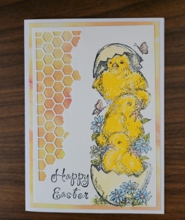 Easter Card 5 Front 270x320 - Easter Card