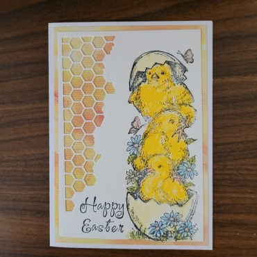 Easter Card 5 Front 370x370 - Easter Card