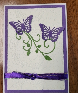 Trust in God Card 2 Front 270x320 - Encouragement Card