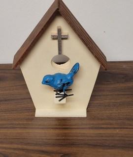 Wooden Bird House 6 270x320 - Wooden Bird House