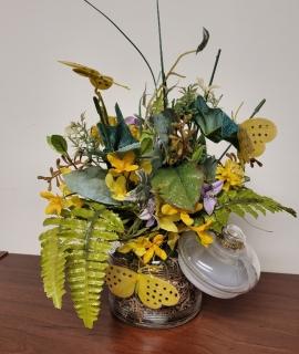 Flower Arrangement 10 270x320 - Flower Arrangement