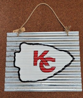 Chiefs Sign 16 X 20 1 270x320 - Chiefs Hand Painted Sign (16x20) - 1 ticket