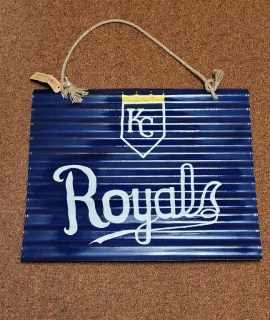 Royals Sign 16 X 20 270x320 - Royals Hand Painted Sign (16x20) - 1 ticket